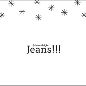 Denim - Jeans and Pants!!!